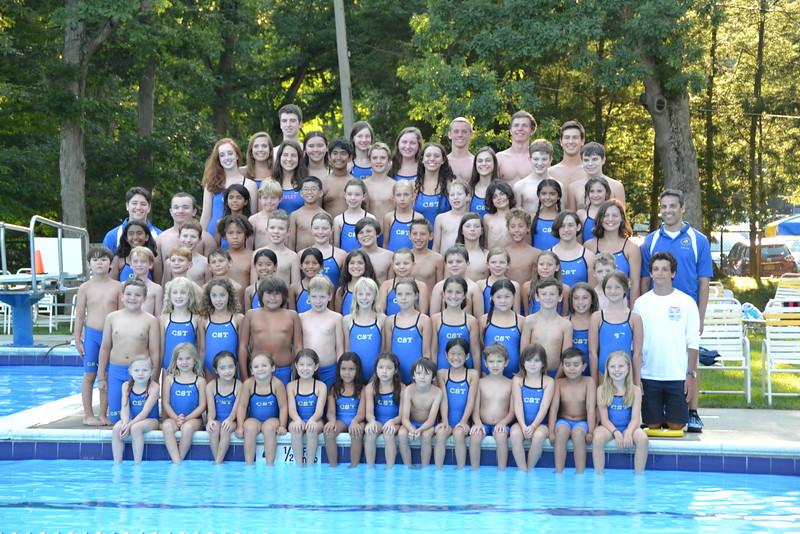 cst swim team
